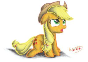 Applejack by Patoriotto