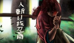 Kenshin1 by OcAmee