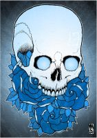 Turn Blue On Me by monkeydeathcult