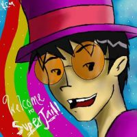 Welcome to SuperJail by Chibi-Angelwolf-chan