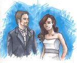 Jess And Phil by KittyNamedAlly