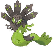 Zygarde by TheAngryAron