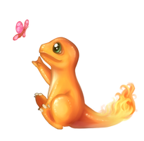 Charmander by misi-chan