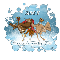 Oceanside Turkey Trot 2011 by xRoxyryokox
