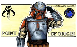 Point Mandalorian Merc by burningdreams76