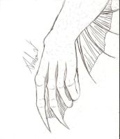 luc's hand sketch stage 2 by speckledmindphoenix