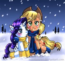 RariJack - Warmth by NewtieNewt