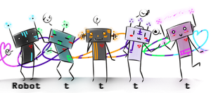 .::HH Robot crew::. by 0-w-VaLe-Chan-w-0