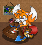 Secret Knothole Training pic 1 by Shadz-the-Fox