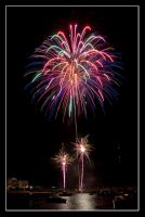 Fireworks 11 by RaynePhotography