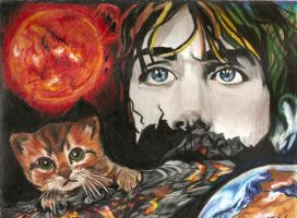 Albarn's Catellite by DrKitty2010