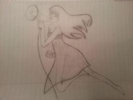 Sailor Sun ~Competition Entry~ by Kukukuh