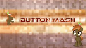 Button Mash Wallpaper by phin-the-pie