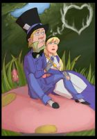 Hatter,Alice: Smoke by Crispy-Gypsy