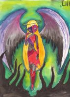 Angel of Darkness by Lanny9000990009