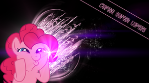 Pinkie Pie Super Duper Luper! by BronyYAY123