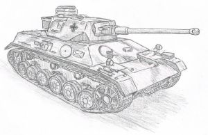 PzKpfw III/IV by TimSlorsky