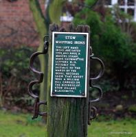 Closeup whipping post by squareprismish