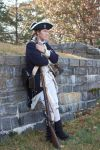 Revolutionary War- Resting by LethargicLink