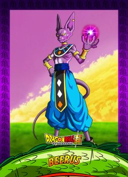 #1 Card Beerus by Dony910