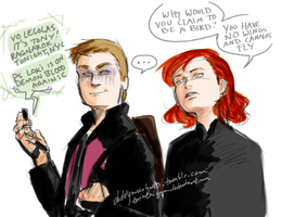 Avenging SPN by TwinEnigma