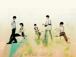 Shinee World by abstruseAMITY