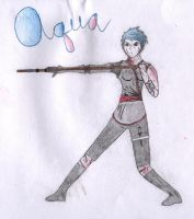 Aqua: request for *Rachet_Halo by Redrosesforever