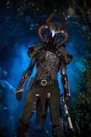 The Elder Scrolls - Draugr I (by Fede) by MadeinPlute