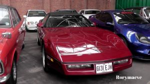 1989 Chevrolet Corvette by The-Transport-Guild