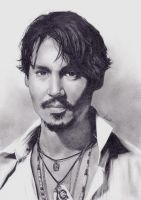 johnny depp by dukeofmercator