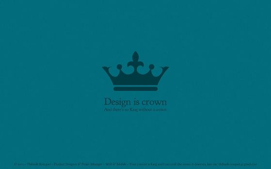 Design is crown by Trookeye