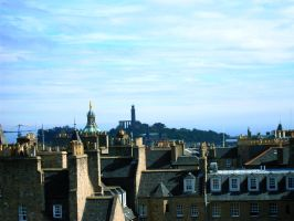 Cityimpression Edinburgh 01 by Fea-Fanuilos-Stock