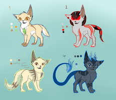 Auctions/Adopts :open: (price update) by Forumsdackel