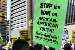 Stop the War on African American Youth by DarkPhoenix36