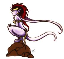 Demona by FrozenDreamer