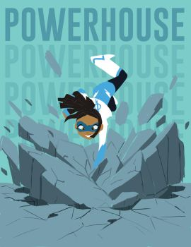 The Powerhouse by ActionKiddy