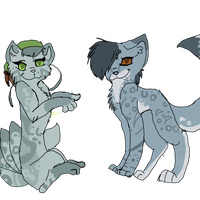 Sember and Sevens .:CO:. by Frozen-Icicles