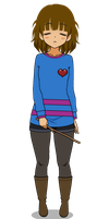 Frisk (Export) by StoryOftheLotus