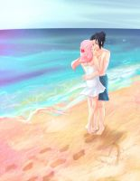 Sasusaku: Journey by NorngPinky
