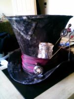Mad Hatter Halloween 2 by cammykillerbee