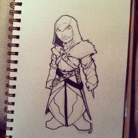 Little Old Ezio by Vauz