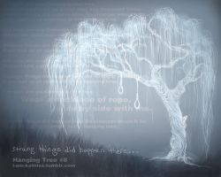 Hunger Games - The Hanging Tree - no.8 by lizzomarek