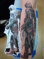 AC-Altair Tattoo by Krimzon-1