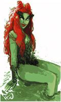 POISONivy by xiusha