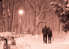 winter love by as--time--goes--by