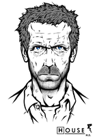 House Hugh Laurie finish by Tikay77