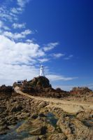 The Lighthouse of Corbiere by TPJerematic
