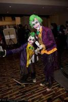 Me And Little Joker (brother) by AsylumKlown