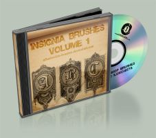 Insignia Brushes Vol. 1 by OIlusionista-brushes