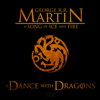 A Dance with Dragons Cover by teews666